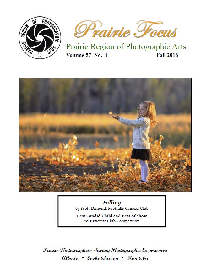 Fall 2016 Prairie Focus Quarterly Newsletter (PDF)